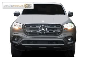 2019 Mercedes-Benz X-Class X250d Pure Manual 4MATIC Dual Cab
