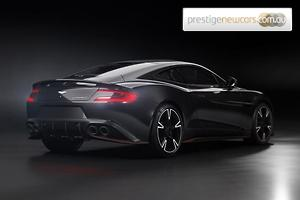 2018 Aston Martin Vanquish S Ultimate Auto MY18