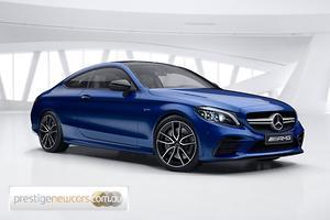 2018 Mercedes-Benz C43 AMG Auto 4MATIC