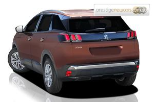 2018 Peugeot 3008 Active Auto MY18