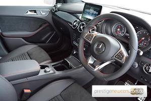 2018 Mercedes-Benz B250 Auto 4MATIC