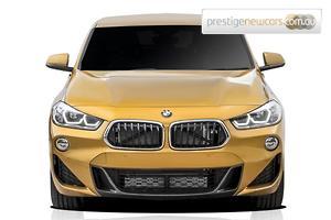 2019 BMW X2 sDrive20i M Sport F39 Auto