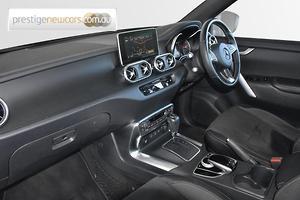 2018 Mercedes-Benz X-Class X250d Power Manual 4MATIC Dual Cab