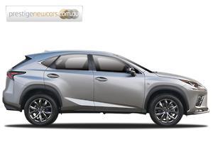 2018 Lexus NX NX300 F Sport Auto 2WD