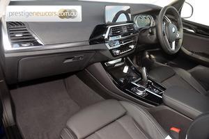 2018 BMW X3 sDrive20i G01 Auto