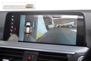 2019 BMW X4 xDrive30i M Sport X G02 Auto 4x4