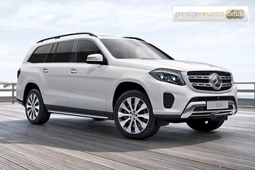 Mercedes-Benz GLS350