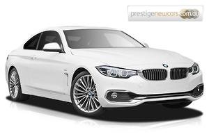 2018 BMW 420i Luxury Line F32 LCI Manual