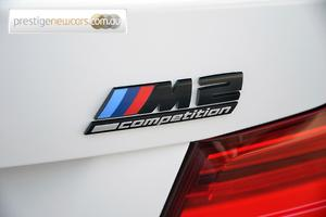 2019 BMW M2 Competition F87 LCI Auto