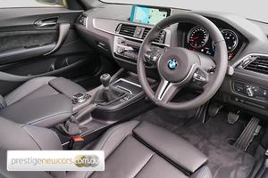 2018 BMW M2 Pure F87 LCI Manual