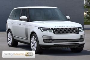 2018 Land Rover Range Rover SDV8 Autobiography LWB Auto 4x4 MY18