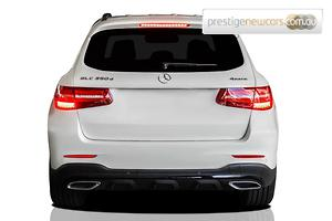 2018 Mercedes-Benz GLC350 d Auto 4MATIC