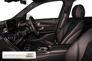 2018 Mercedes-Benz GLC350 d Auto 4MATIC