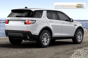2019 Land Rover Discovery Sport Si4 213kW SE Auto 4x4 MY19