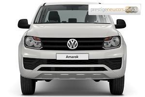 2019 Volkswagen Amarok TDI420 2H Auto 4x2 MY19 Dual Cab
