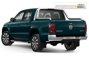 2019 Volkswagen Amarok TDI580 Ultimate 2H Auto 4MOTION Perm MY19 Dual Cab