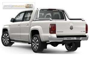2018 Volkswagen Amarok TDI580 Ultimate 2H Auto 4MOTION Perm MY19 Dual Cab