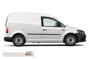 2018 Volkswagen Caddy TSI220 2KN SWB Auto MY19