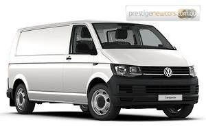 2018 Volkswagen Transporter TDI450 T6 LWB Manual MY19