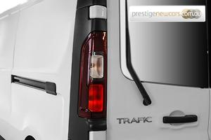 2019 Renault Trafic 103KW LWB Manual