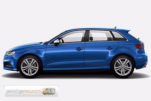 2019 Audi S3 Auto quattro MY19