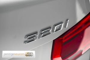 2018 BMW 320i Luxury Line F30 LCI Auto