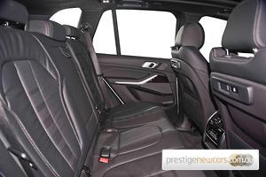 2018 BMW X5 M50d G05 Auto 4x4