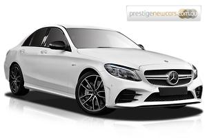 2019 Mercedes-Benz C43 AMG Auto 4MATIC
