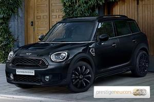 2018 MINI Countryman Cooper S Blackheath Edition Auto