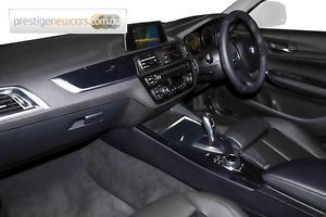 2018 BMW 120i Urban Line F20 LCI-2 Auto