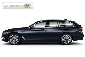 2018 BMW 520d Luxury Line G31 Auto