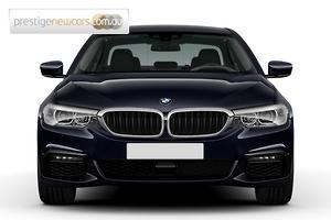 2019 BMW 520d M Sport G30 Auto