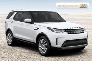 2019 Land Rover Discovery SD6 HSE Auto 4x4 MY20