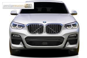 2018 BMW X4 xDrive30i M Sport G02 Auto 4x4