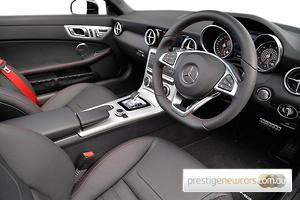 2019 Mercedes-Benz SLC300 Auto