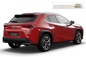 2018 Lexus UX UX200 Sport Luxury Auto 2WD