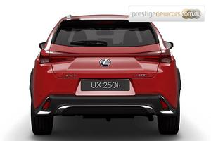 2018 Lexus UX UX250h F Sport Auto AWD
