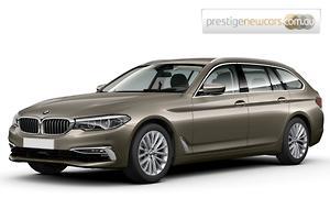 2018 BMW 530i Luxury Line G31 Auto