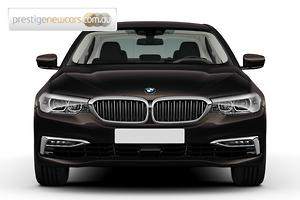 2019 BMW 530e Luxury Line G30 Auto