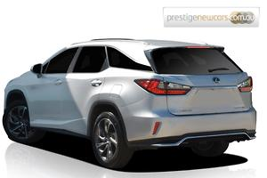 2018 Lexus RX350 L Sports Luxury Auto 4x4