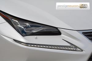 2018 Lexus NX NX300h Sports Luxury Auto AWD