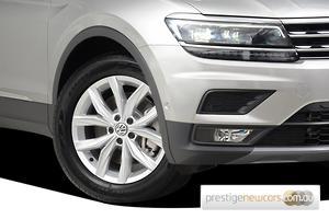 2019 Volkswagen Tiguan 132TSI Comfortline 5N Auto 4MOTION MY19.5