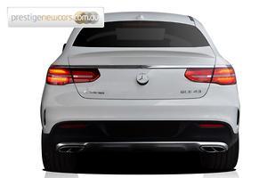 2018 Mercedes-Benz GLE43 AMG Auto 4MATIC