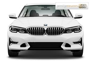 2019 BMW 320d Luxury Line G20 Auto