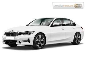 2019 BMW 330i Luxury Line G20 Auto