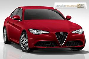 2019 Alfa Romeo Giulia Super Auto MY19