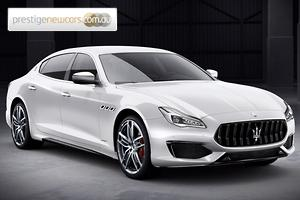 2019 Maserati Quattroporte GTS GranSport Auto MY19