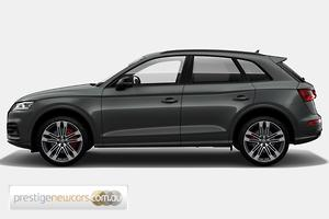 2019 Audi SQ5 Black Edition Auto quattro MY19