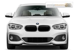 2019 BMW 118i M Sport F20 LCI-2 Manual