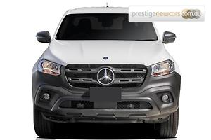 2019 Mercedes-Benz X-Class X220d Pure Manual 4MATIC Dual Cab